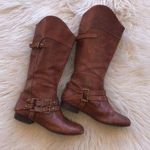"Gianni Binni ridding boots size 7"""